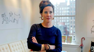 Kate Spade (image courtesy of The New York Times)